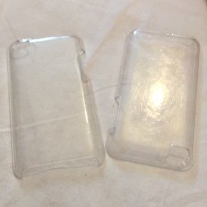 Belkin clear iPhone 4/4s cases